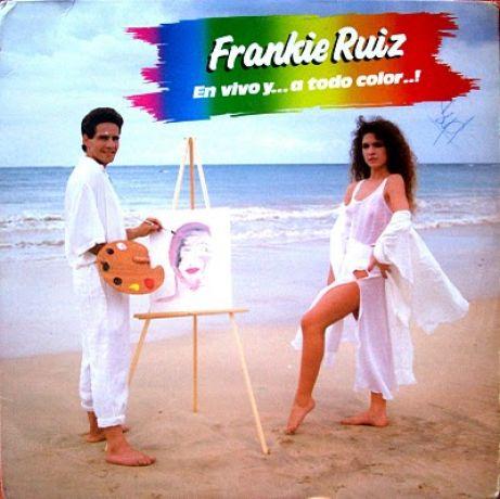 Resultado de imagen para Frankie Ruiz En Vivo.Y a Todo Color.!